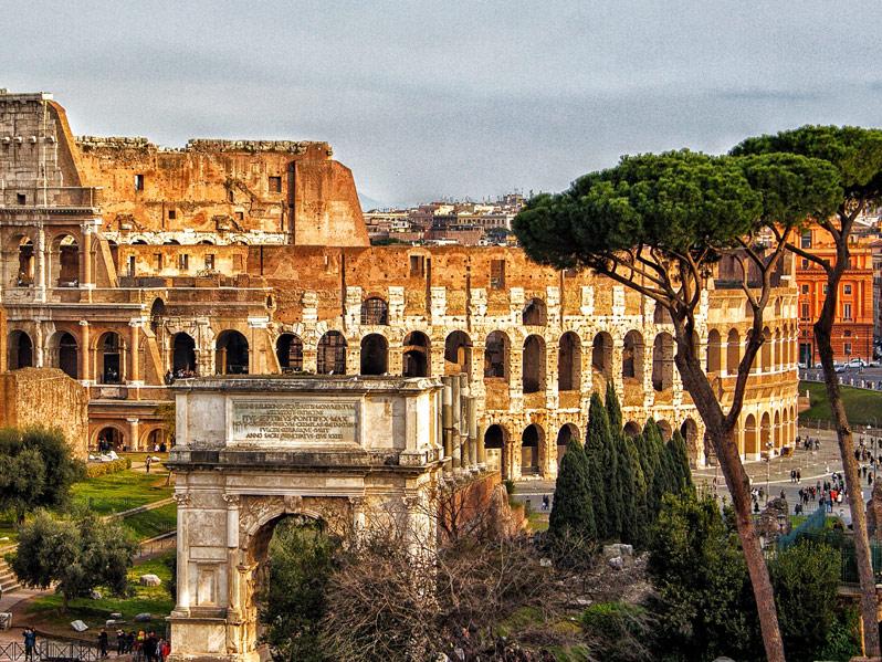 A mítica Roma