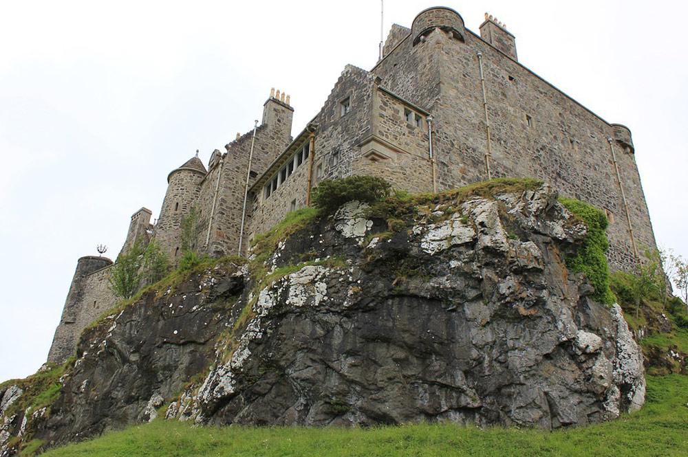 Escócia - castelo de Duart