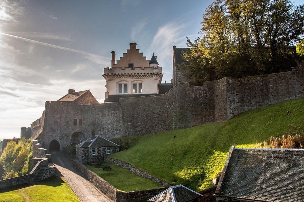 Escócia - castelo de Stirling