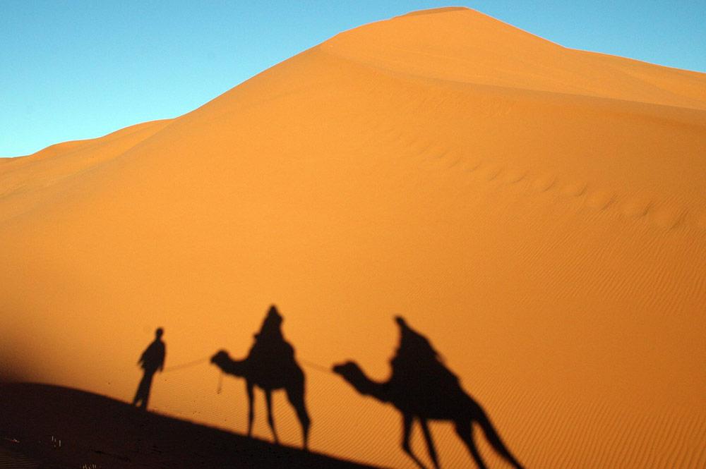 Erg-Chebbi - Marrocos
