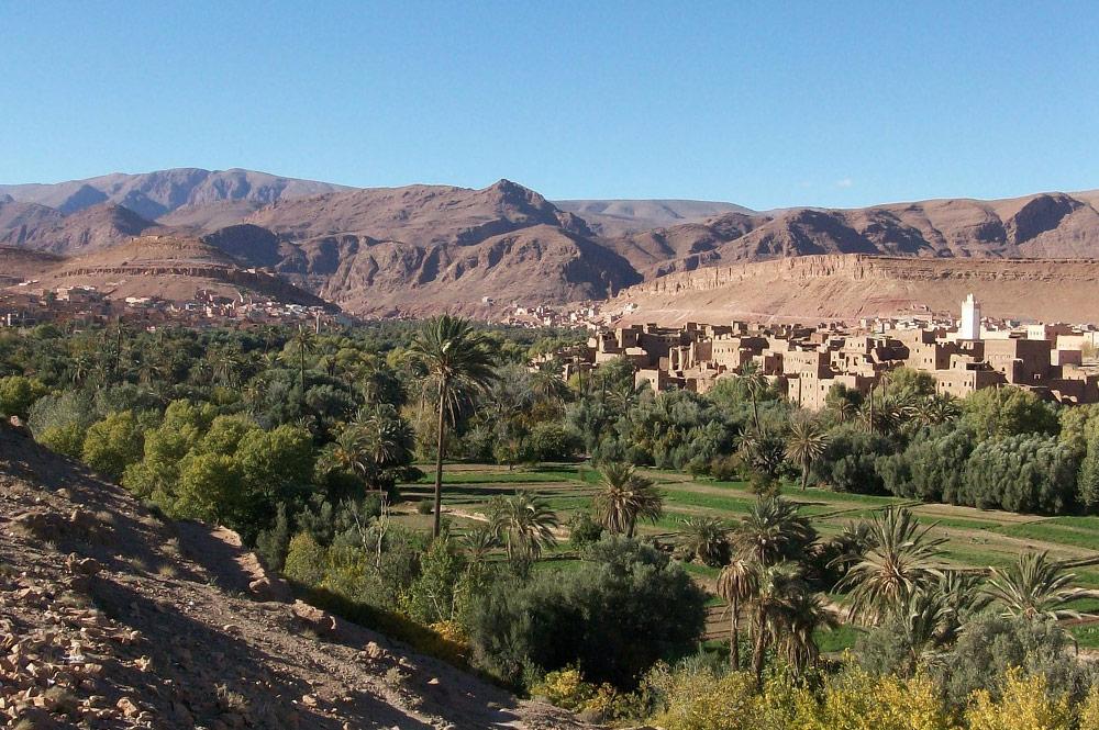 Oasis Todra - Marrocos
