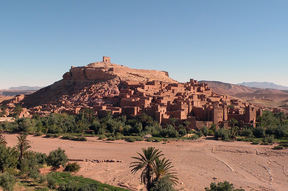 Ait-Benhaddou - Marrocos