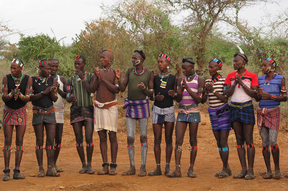 Etiópia - Tribo