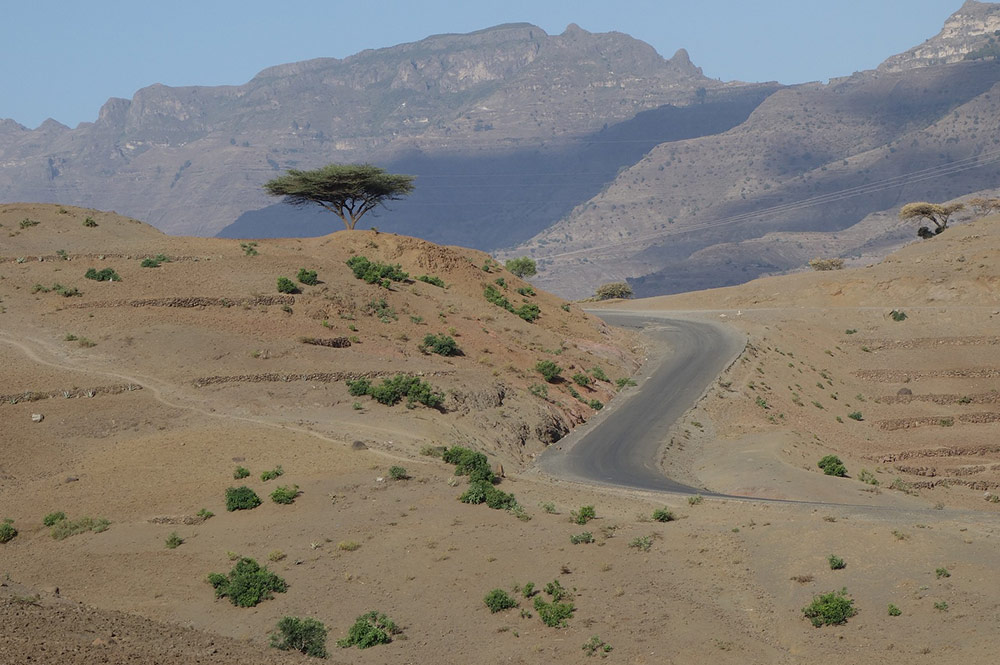 Etiópia - Paisagem