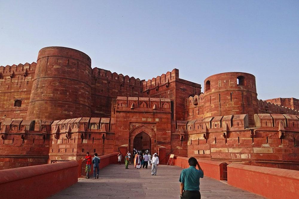 India - Forte Agra