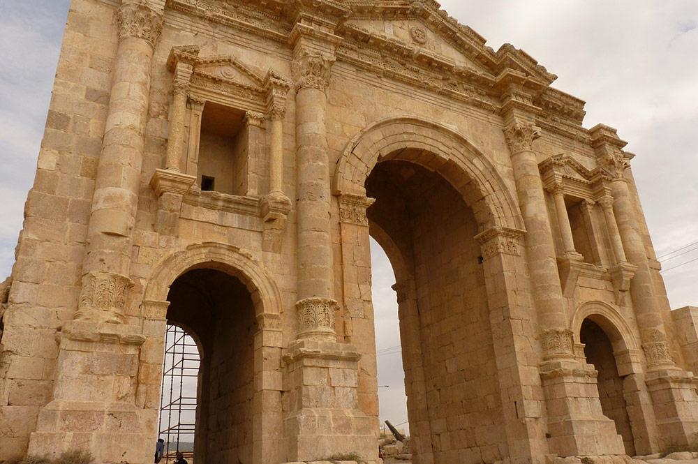 Jordânia - Jerash