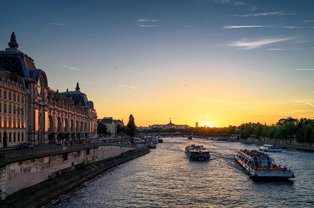 Paris - Museu D'Orsay