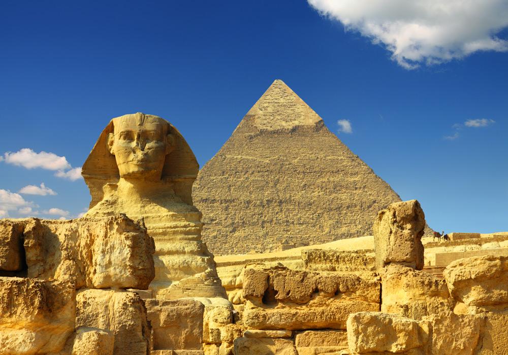 Egito - piramides
