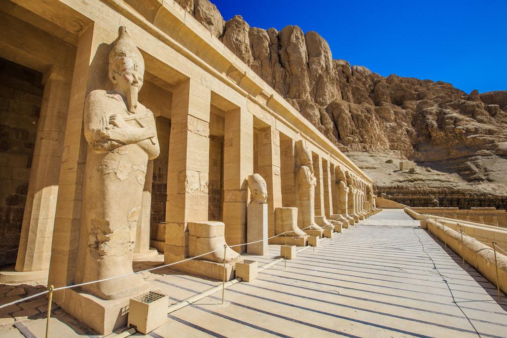 Egito - Lucsor
