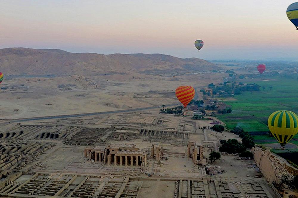 Egito - Balões