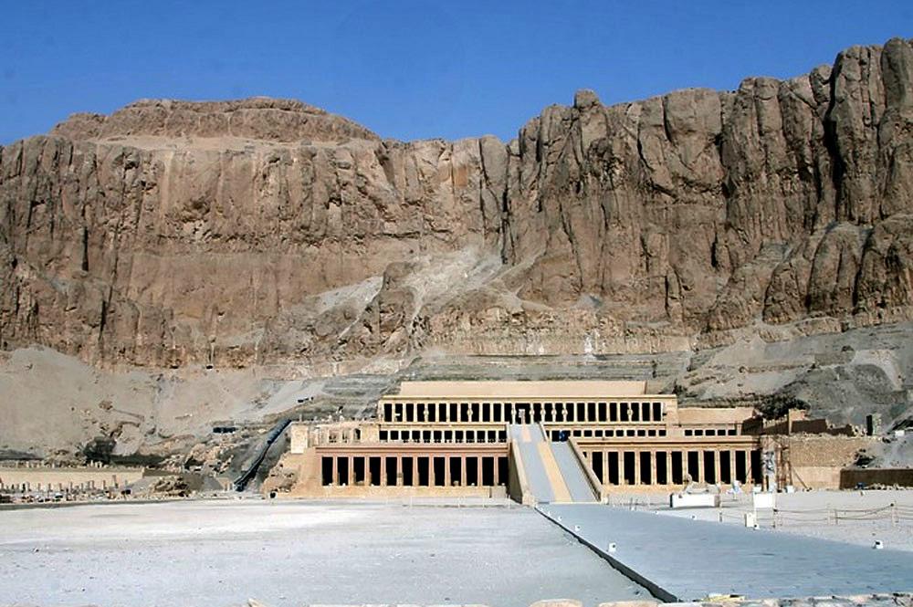 Egito - hatshepsut