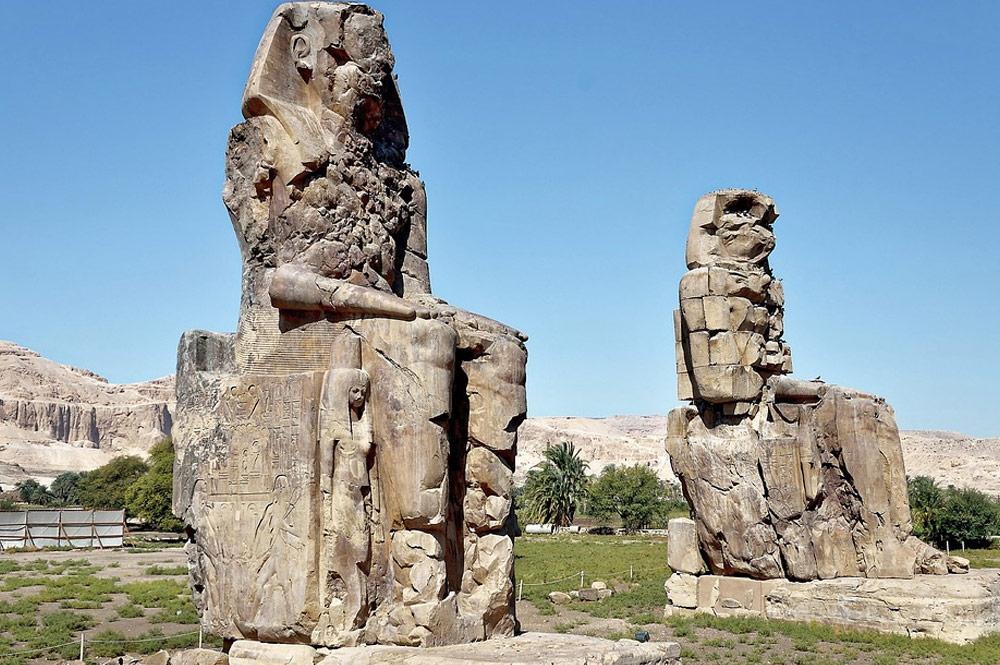 Egito - Colossos