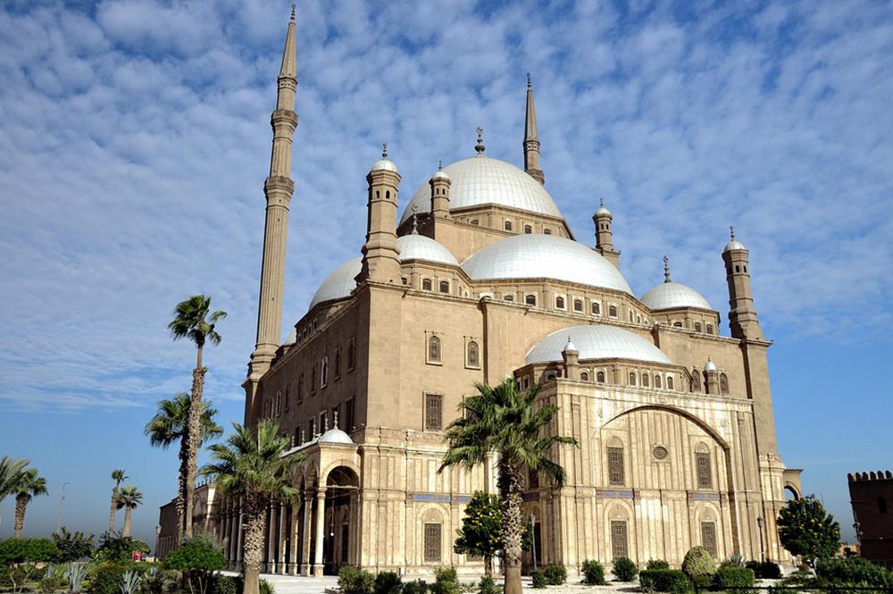 Egito - Cairo - mesquita