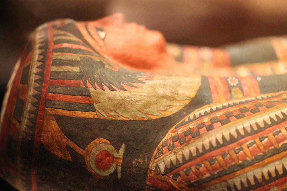 Egito - Cairo - Museu