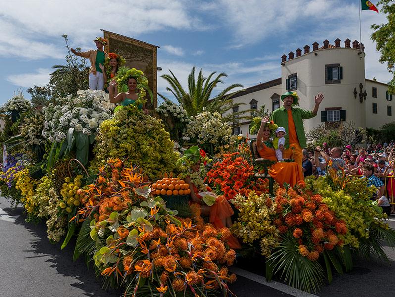 Madeira - Festa da Flôr