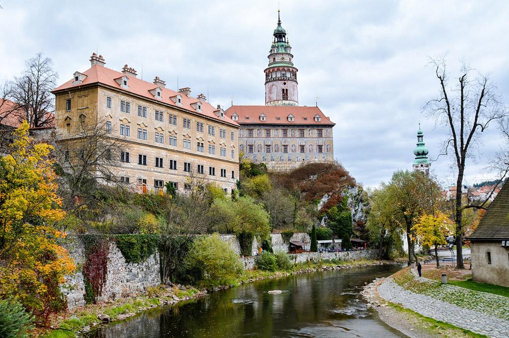 Cesky-krumlov - Reública Checa