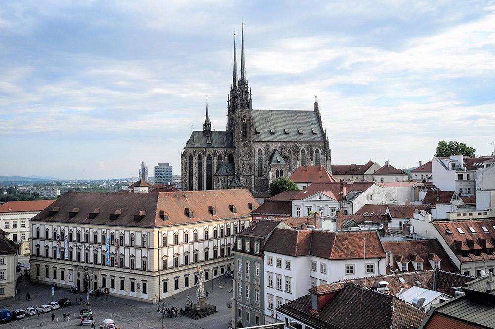 Brno - Reública Checa