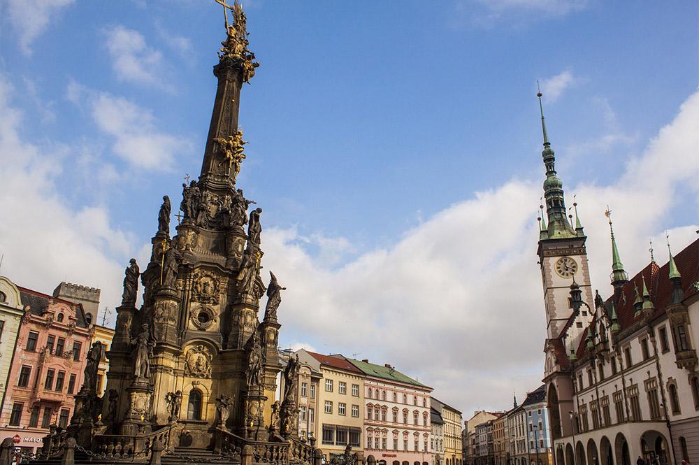 Olomouc - Reública Checa